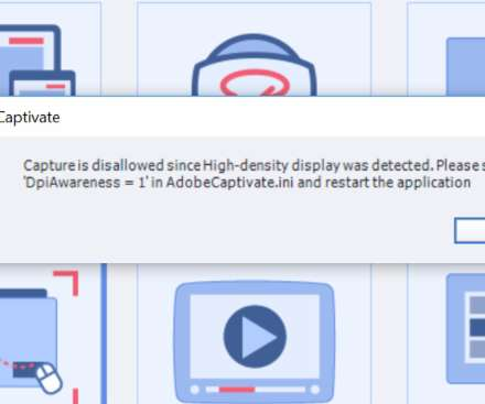 Adobe Captivate and Software Simulation - eLearning Learning