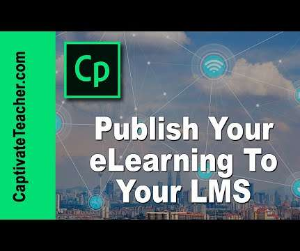 Adobe Captivate, Moodle and SCORM - eLearning Learning