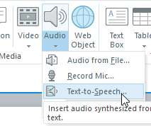 Text-to-Speech - eLearning Learning