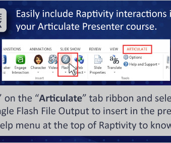 Articulate Presenter - eLearning Learning