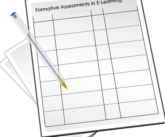 the best value in formative assessment essay To design a good summative assessment, it is important to begin with the course  goals what skills and knowledge should students have gained in the course.