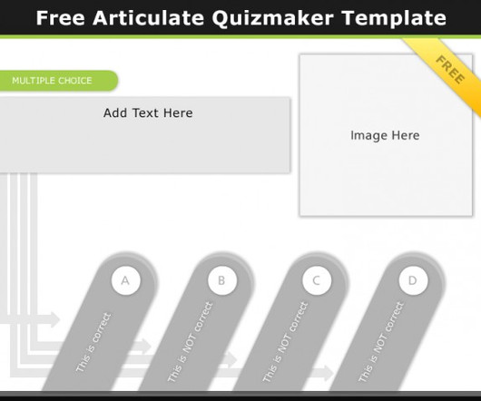 Articulate Presenter and Templates - eLearning Learning