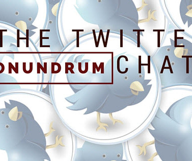 6ec1f19a8ac The Twitter Chat Conundrum (Part One)