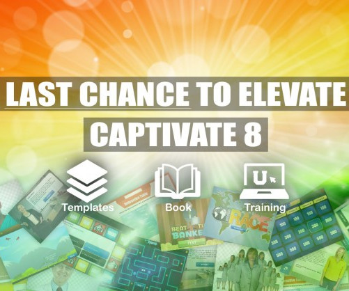 Adobe captivate free and templates elearning learning your last chance for captivate 8 templates training and book maxwellsz