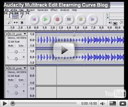 Audacity - eLearning Learning