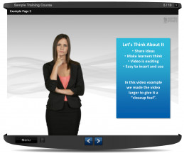 Articulate presenter elearning learning articulate presenter example course with cutout video people maxwellsz