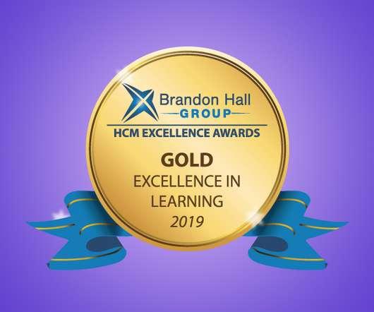 Brandon Hall - eLearning Learning