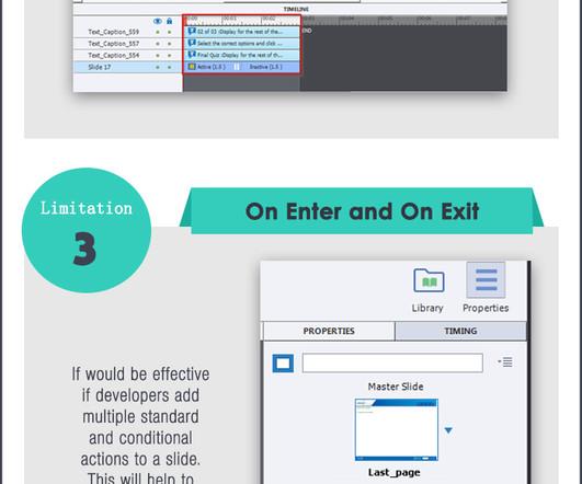 Adobe Captivate (2019 release) Update 2 Tutorials - eLearning
