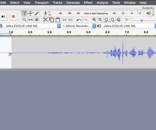 Camtasia, Music and Sound - eLearning Learning