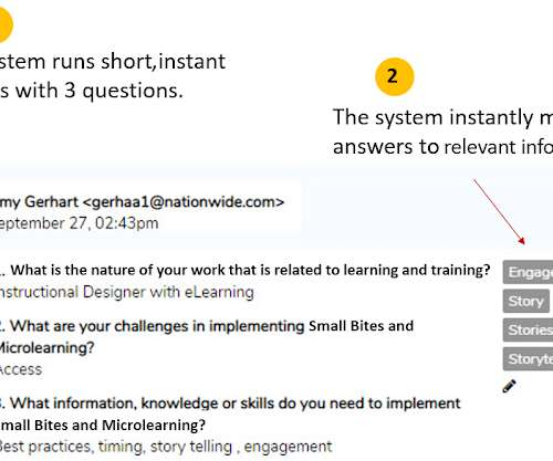 Lesson and Micro-Learning - eLearning Learning